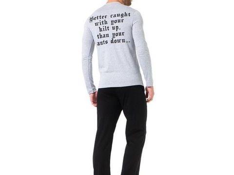 Мужской комплект (лонгслив и брюки), YAX! JPM 450-065