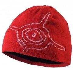Шапка лыжная с ветрозащитой Noname Polar Windshield Hat Red