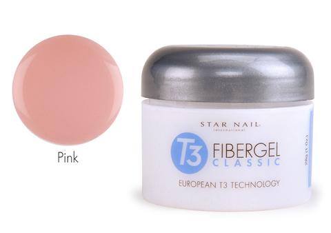 Гель Т3 с кератином розовый 28,4 г