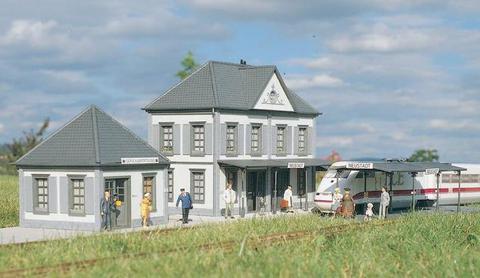 Строение «Вокзал Neustadt»
