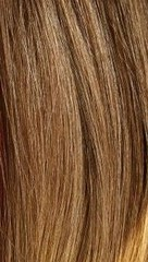 волосы на трессе цвет красивый