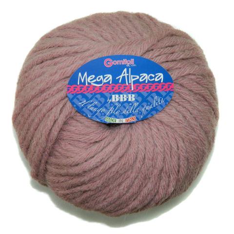 Купить Пряжа BBB Mega Alpaca Код цвета 020 | Интернет-магазин пряжи «Пряха»