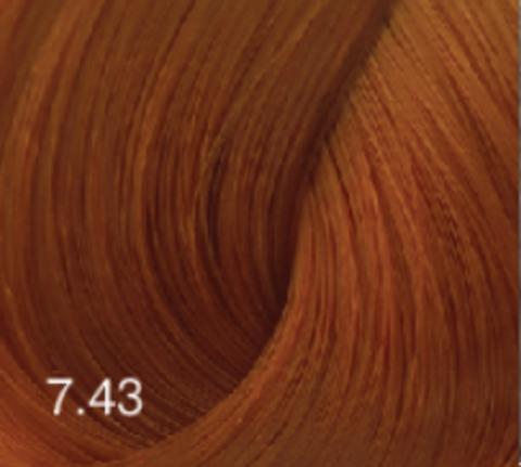 7.43 Бутикле 100 мл краска для волос