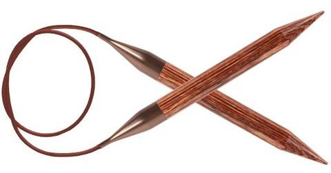 Спицы KnitPro Ginger круговые 6 мм/80 см 31093