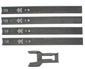Ускоритель заряжания АК 5,45 мм, комплект вилка и 4 обоймы