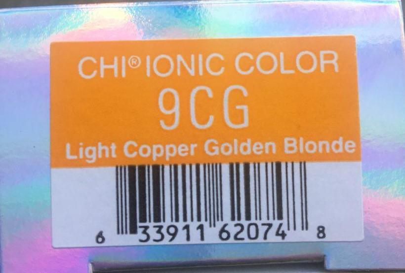 Крем-краска CHI Ионик 9 CG  85 гр