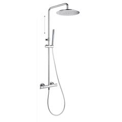 Душевая система с термостатом и тропическим душем для ванны BLAUTHERM 945402RM250