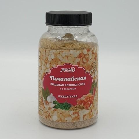 Соль Гималайская розовая с адыгейскими специями Бжедугская, 230 гр