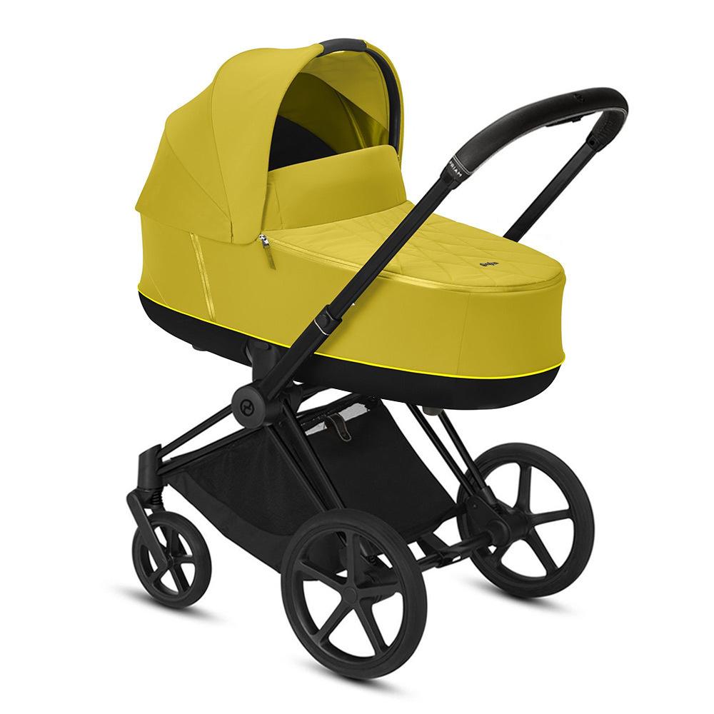 Коляска для новорожденных Cybex Priam III 2020 Коляска для новорожденных Cybex Priam III Mustard Yellow Matt Black cybex-priam-iii-mustard-yellow-matt-black.jpg