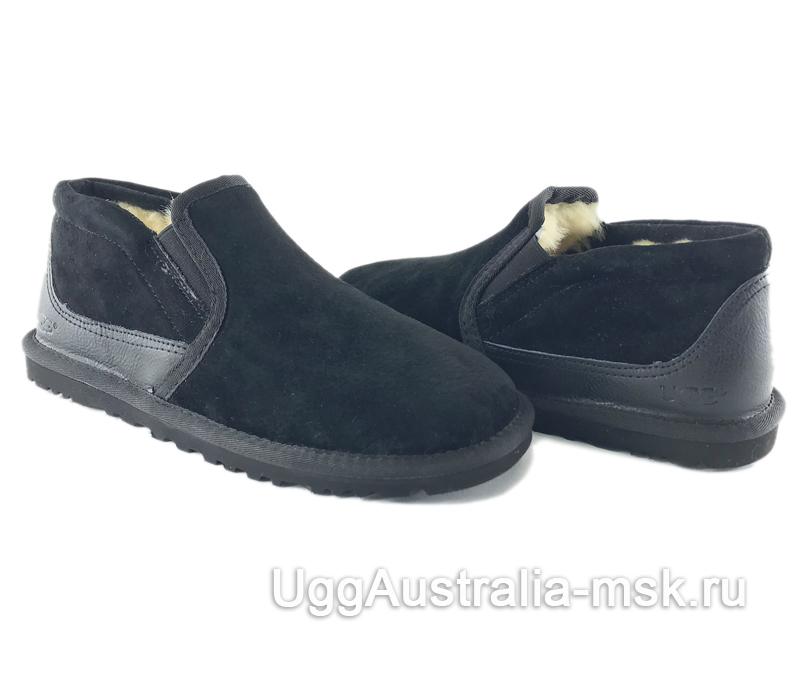 UGG Men's Slip-On Tasman II Black