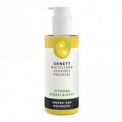 "Масло для тела и массажа ""Лимон-кедр"" Sonett, 145 мл"