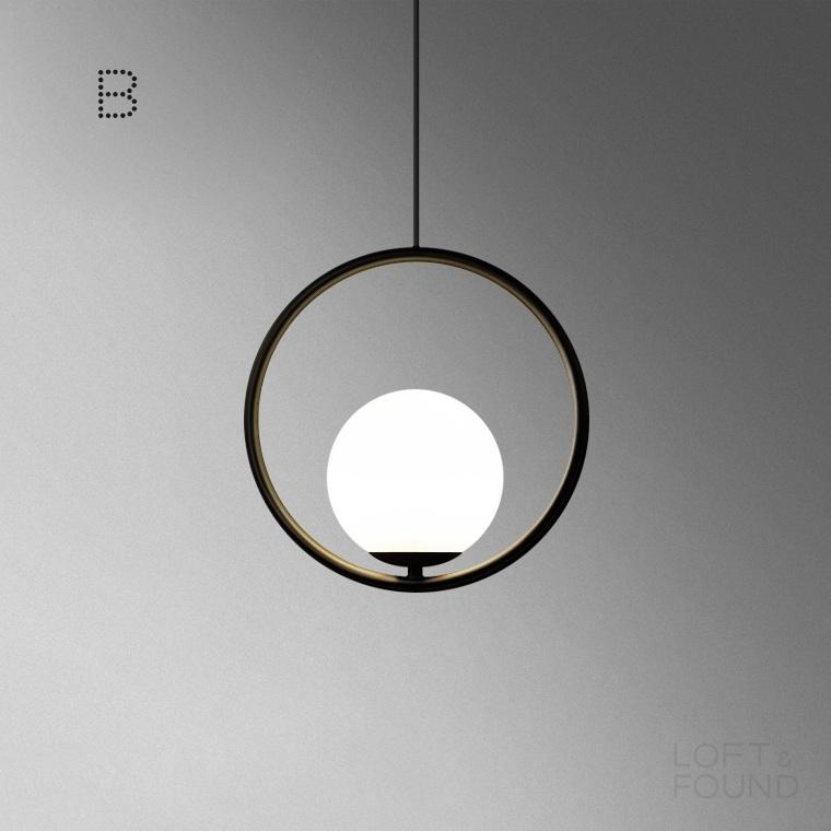 Подвесной светильник Hoop B