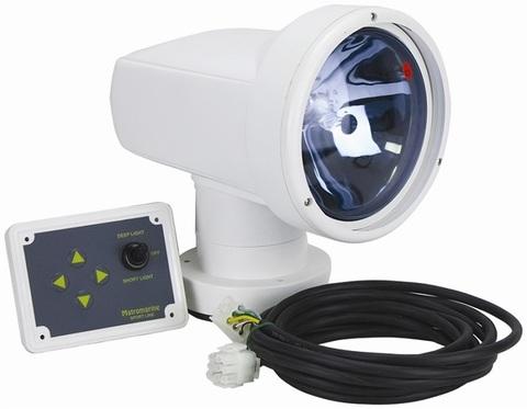 Прожектор галогеновый Night Eye с дистанционным управлением, 24 В