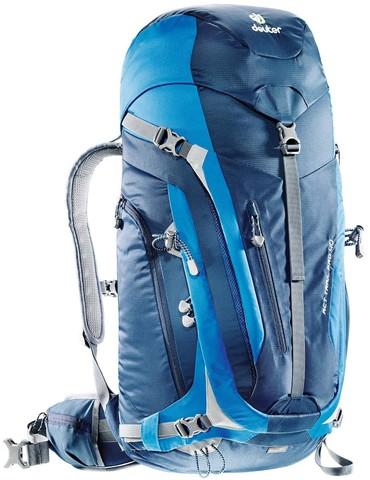 Картинка рюкзак туристический Deuter Act Trail Pro 40 Midnight-Ocean