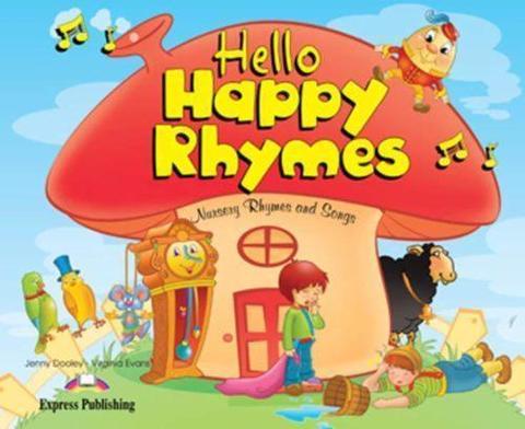 happy rhymes hello happy rhymes. story book