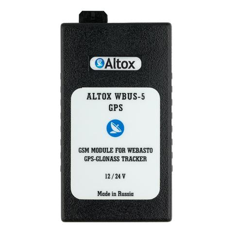 GSM модуль Altox WBUS-5 GPS