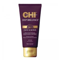 CHI Deep Brilliance Olive & Monoi Optimum Protein Masque - Протеиновая маска для волос