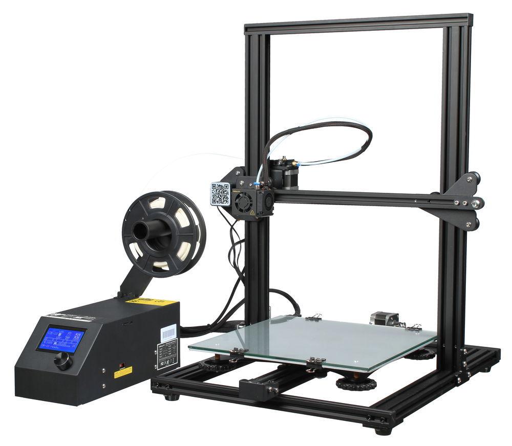3D-принтер Creality CR-10 / Купить в Москве и СПБ с доставкой по России / Амперка     АмперкаИскать-+