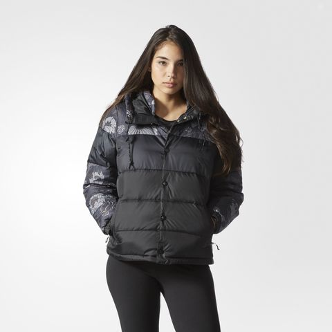 Пуховик женский adidas ORIGINALS ID96 JACKET ES