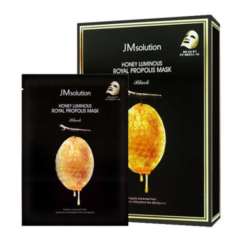 Маска JMsolution Honey Luminous Royal Propolis Mask 10шт.