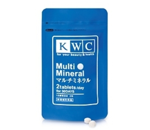 Мульти Минерал, KWC, 60 таблеток