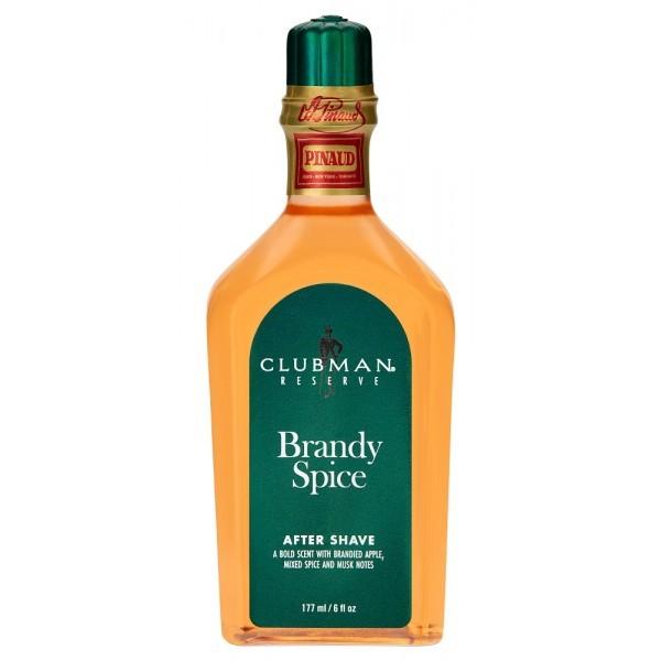 Лосьон после бритья Clubman After Shave Brandy Spice