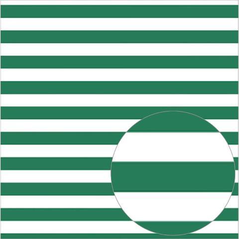 Ацетатный лист  30 х30 см - Bazzill Printed Acetate Stripes Sheets - Green