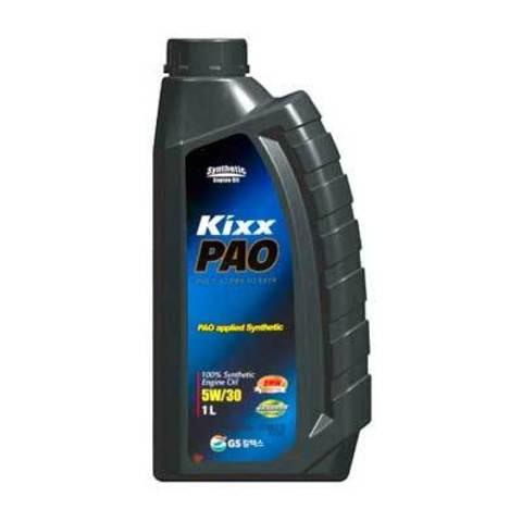 L2082AL1E1 Kixx PAO 5W-30 синтетическое моторное масло официальный сайт партнера ht-oil.ru
