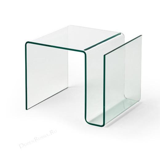 Журнальный стол DUPEN CT-224 Прозрачный