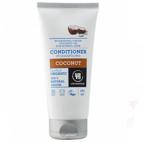 Urtekram Кондиционер для волос Кокос, 180 мл