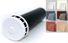 Клапан Инфильтрации Воздуха Airone КИВ-2 125 0.5м с пластиковым козырьком.
