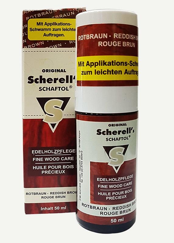 Schaftol - 50мл (красно-бурое)
