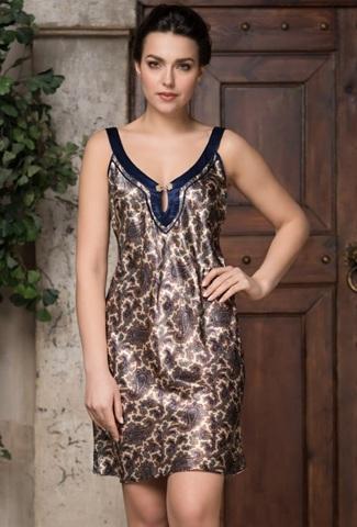 Сорочка короткая Mia-Amore PERSIA 3401 (70% натуральный шелк)