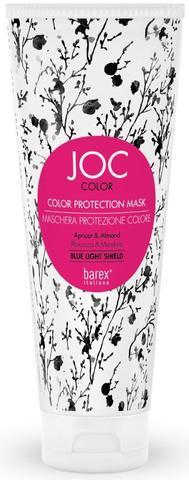 Маска Стойкость цвета Абрикос и Миндаль,Barex JOC Color, 1000 мл.
