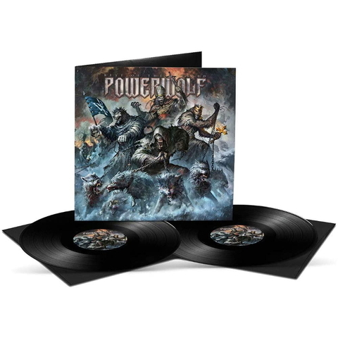 Powerwolf / Best Of The Blessed (2LP)