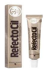RefectoCil Краска для бровей и ресниц №3.1 светло-коричневый 15мл