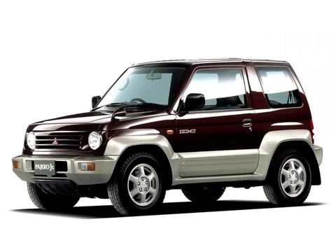 Задняя Пневмоподвеска Mitsubishi Pajero Junior