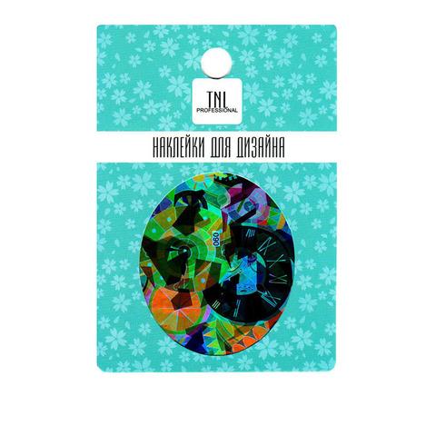 Наклейка-фольга для дизайна 060