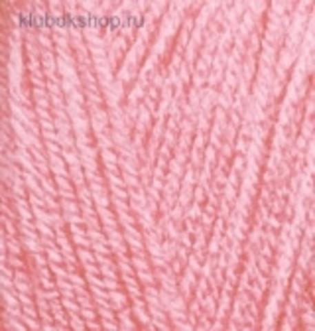 Alize Sekerim BEBE 170 Розовый леденец - фото