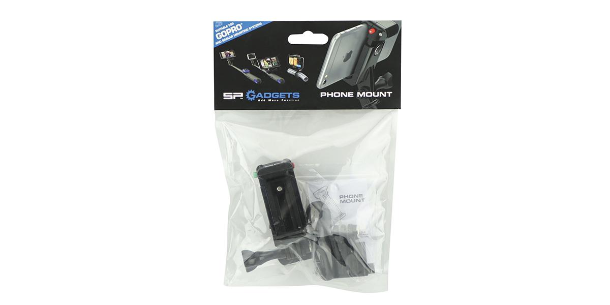 Крепление для телефона SP Phone Mount в упаковке