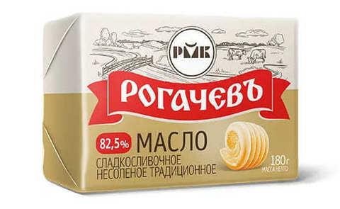 Белорусское сливочное масло