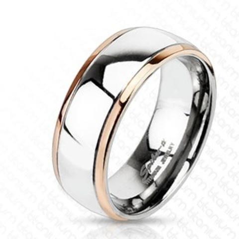 Кольцо Titanium Spikes