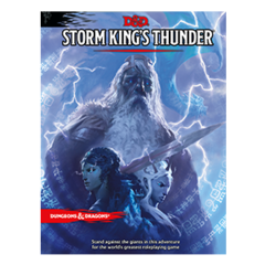D&D Next: Storm King's Thunder book