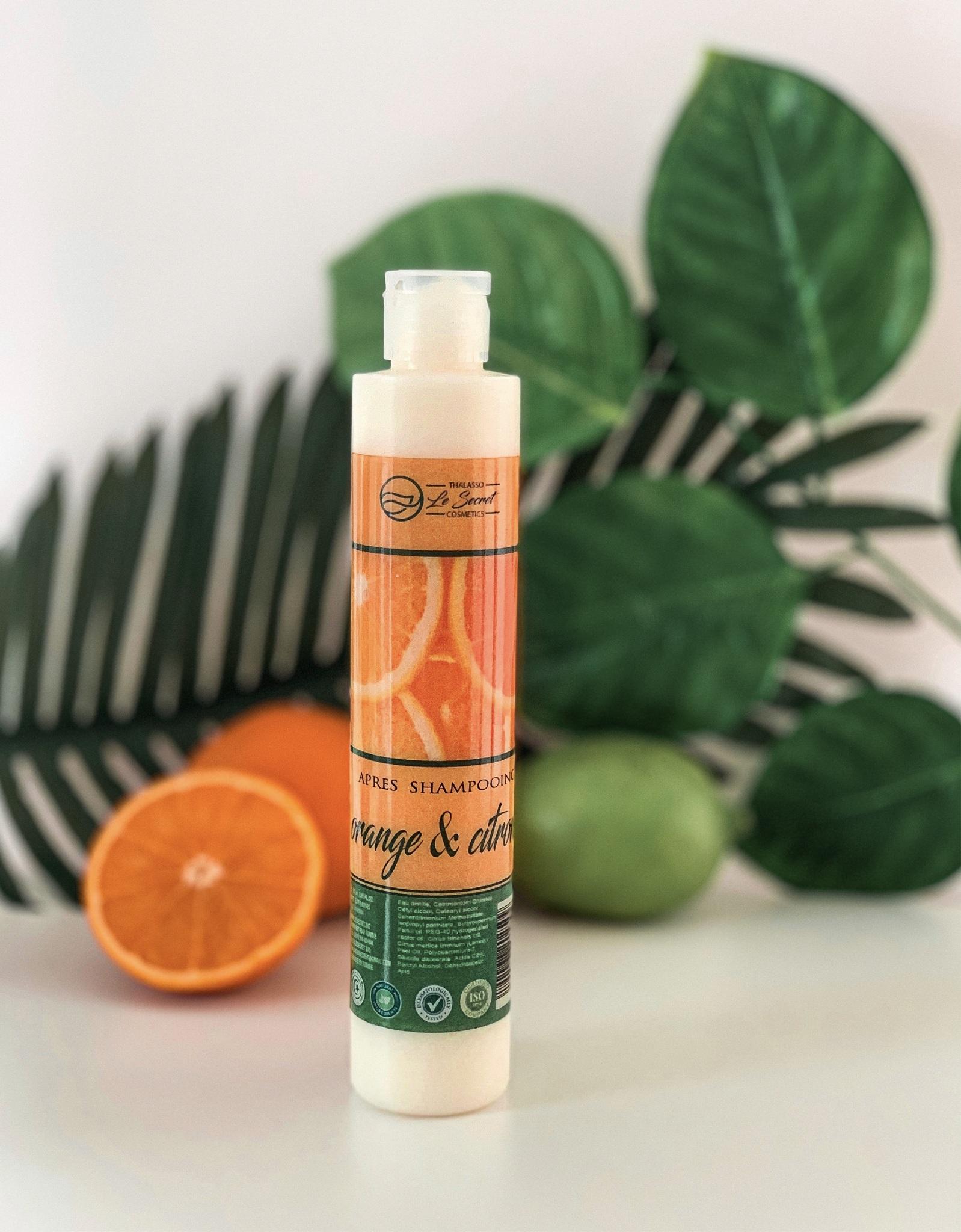 Le Secret Thalasso Шампунь Апельсин/Лимон