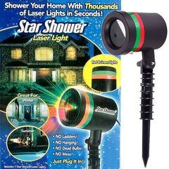 Проектор «Звездный дождь» Star Shower Laser