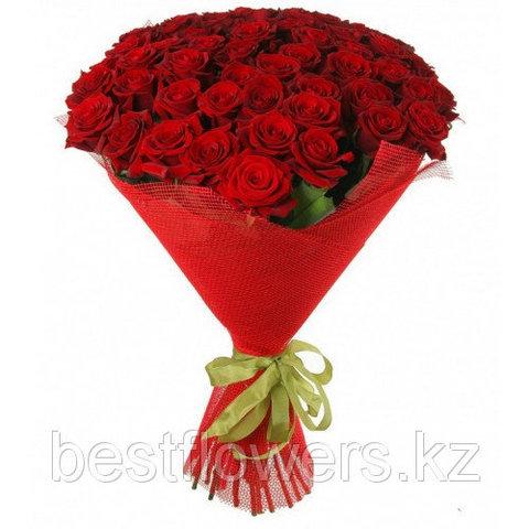 Букет из 35 розы (местные)