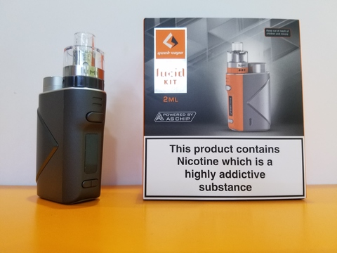 Набор Lucid Kit + lumi by GeekVape 4ml