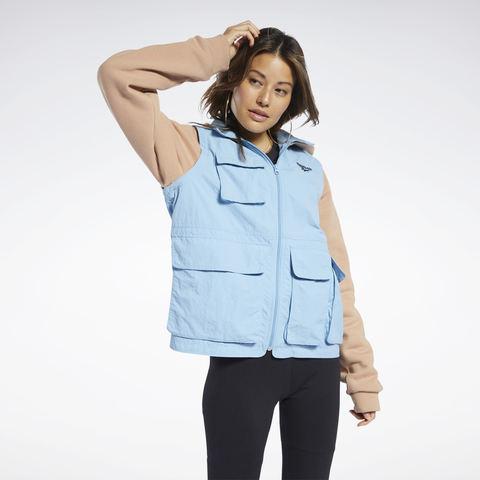Куртка женская Reebok CLASSIC GIGI HADID CONVERTIBLE
