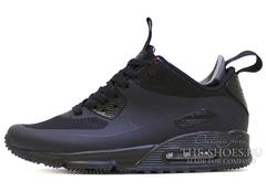 Кроссовки Мужские Nike Air Max 90 ES SneakerBoot Triple Black