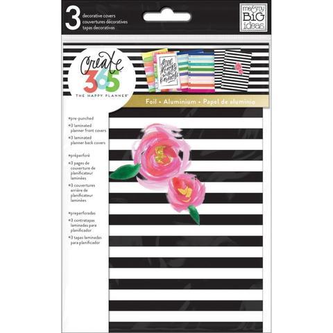 Обложки для ежедневника Create 365 Mini Planner Covers-  Painterly -3 пары